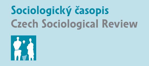 Sociologický časopis / Czech Sociological Review
